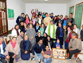 Campamento Vocacional en la ciudad de Corrientes