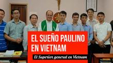 Visita del Superior general a Vietnam