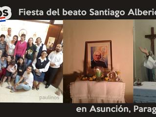 FIESTA DEL BEATO ALBERIONE EN PARAGUAY