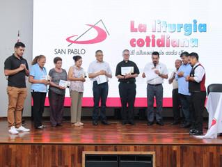 Séptimo aniversario de la Liturgia Cotidiana en Paraguay