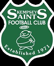 Kempsey Saints Logo