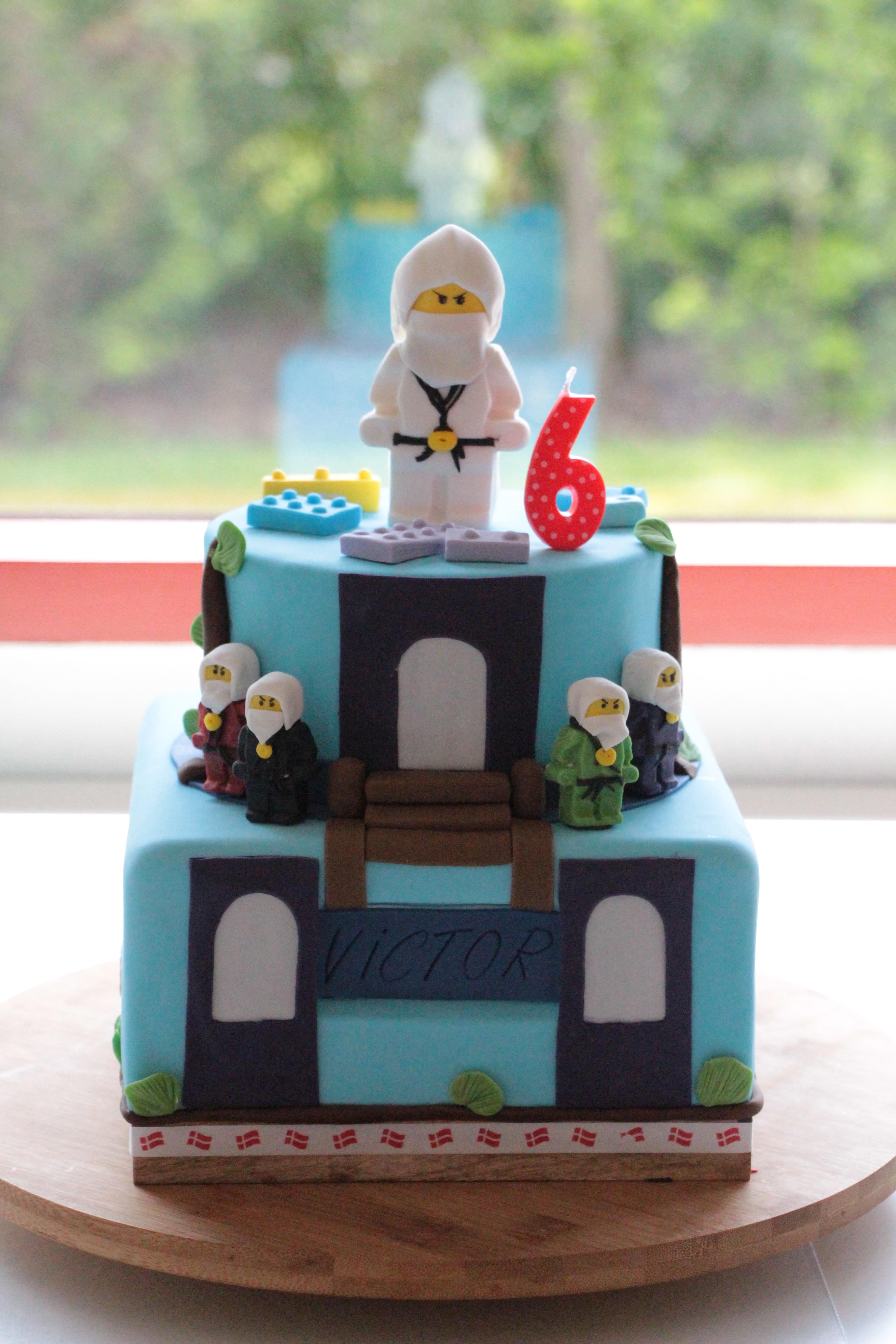 Lego ninja kage