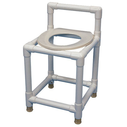 Basic PVC Shower Stool