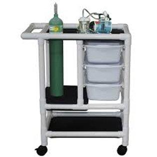 PVC Emergency Cart