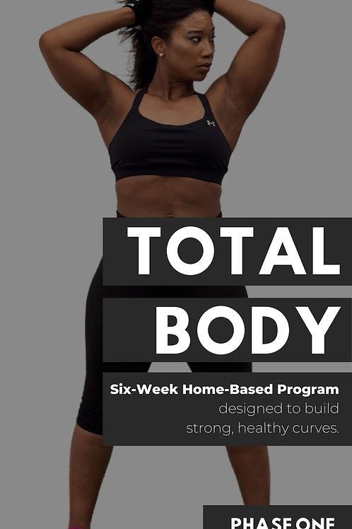 Total Body Training Program