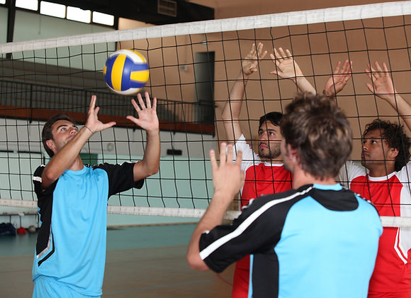 Session 3: Indoor Volleyball League Fees