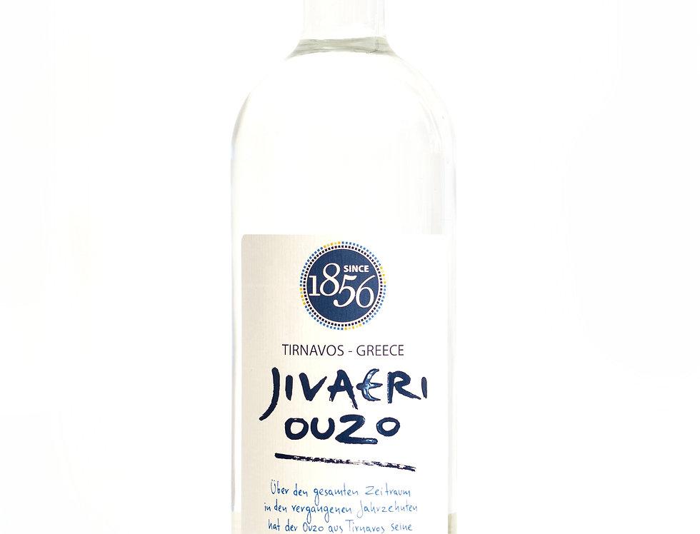 Ouzo Jivaeri -  Original  -  700ml   21,41 € pro Liter