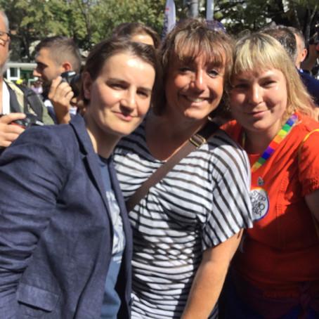 EGPA at Belgrade Pride 2017