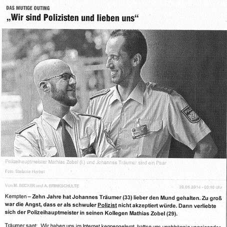 Press Articles from Berlin 2014