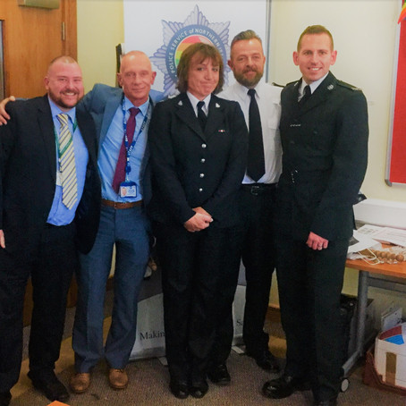 EGPA working in Northern Ireland progressing Trans awareness