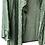 Thumbnail: Velvet Kimono Jacket Pastel Pistachio, Mint Shade