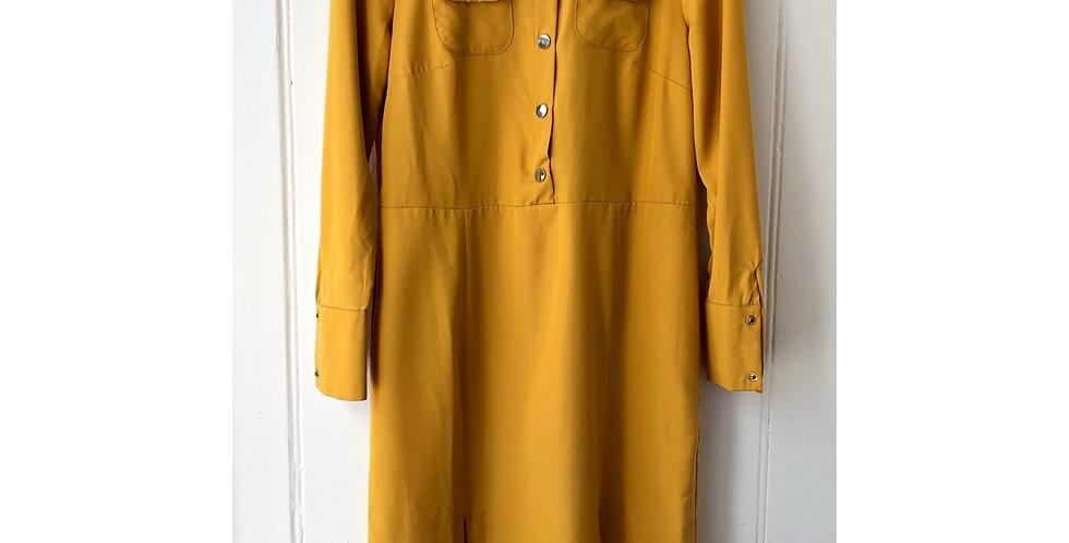 Mustard Dress by Find