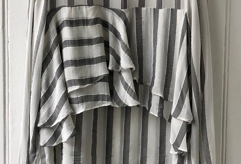 Whistles Striped Top