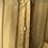 Thumbnail: Mustard Yellow Striped Shirt Size UK 14