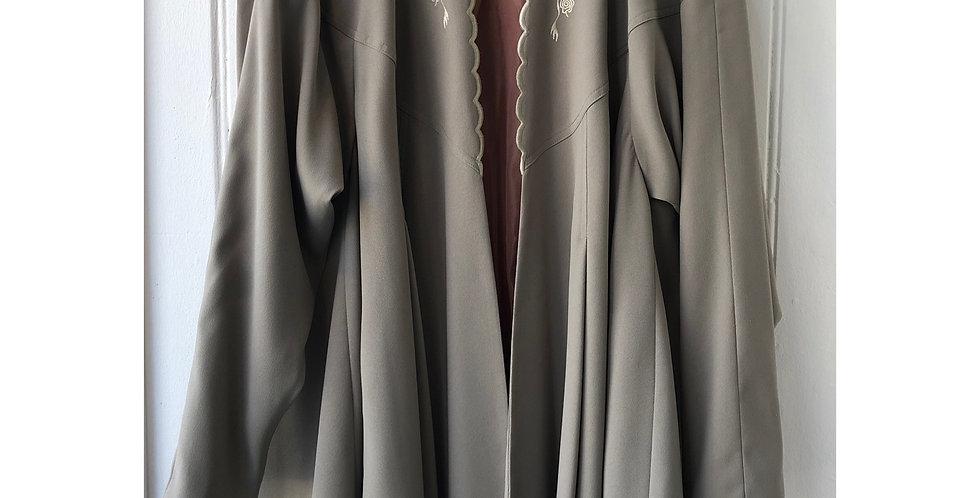Wallis Vintage Crepe Jacket Size UK 12