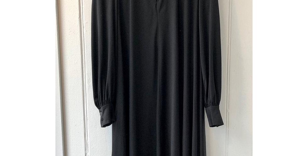 Rodier Paris Black Dress