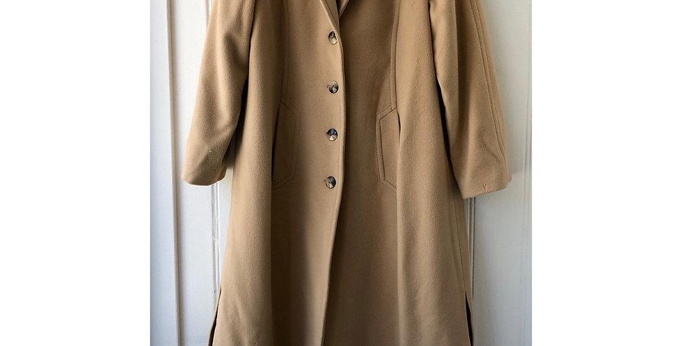 Jacques Vert Camel Coat