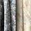 Thumbnail: Abstract Print Vintage Kimono Size M