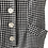 Thumbnail: Checkered Button Up Dress