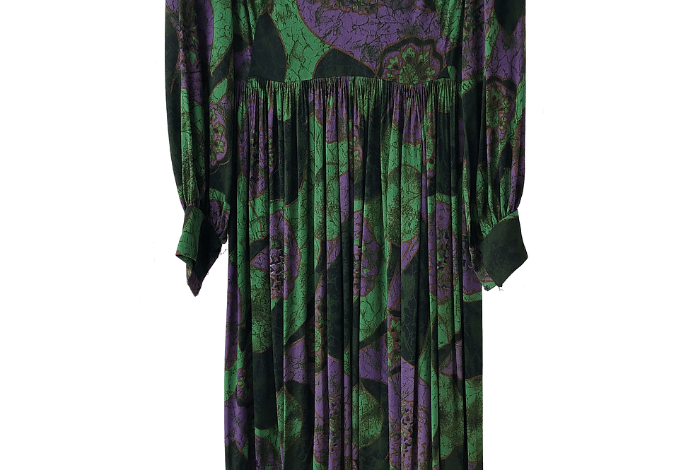 Frank Usher Vintage Maxi Dress