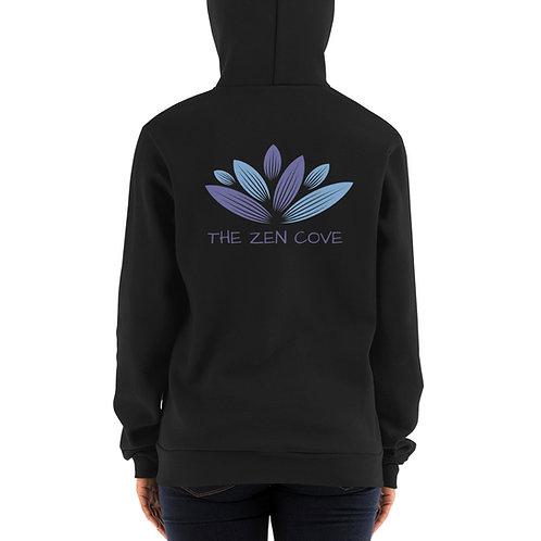 Zen Cove Unisex Hoodie sweater