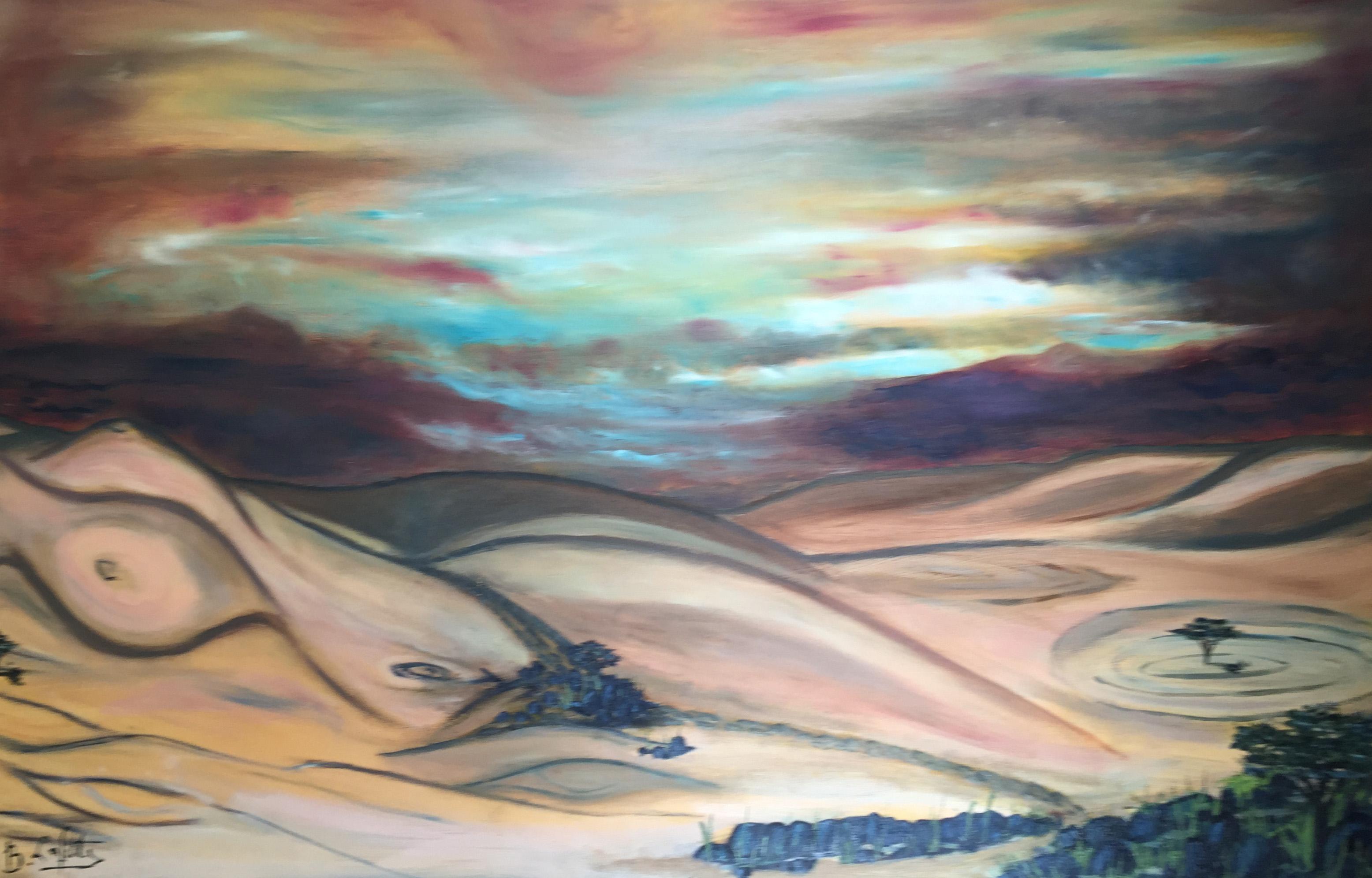 vision dans le desert