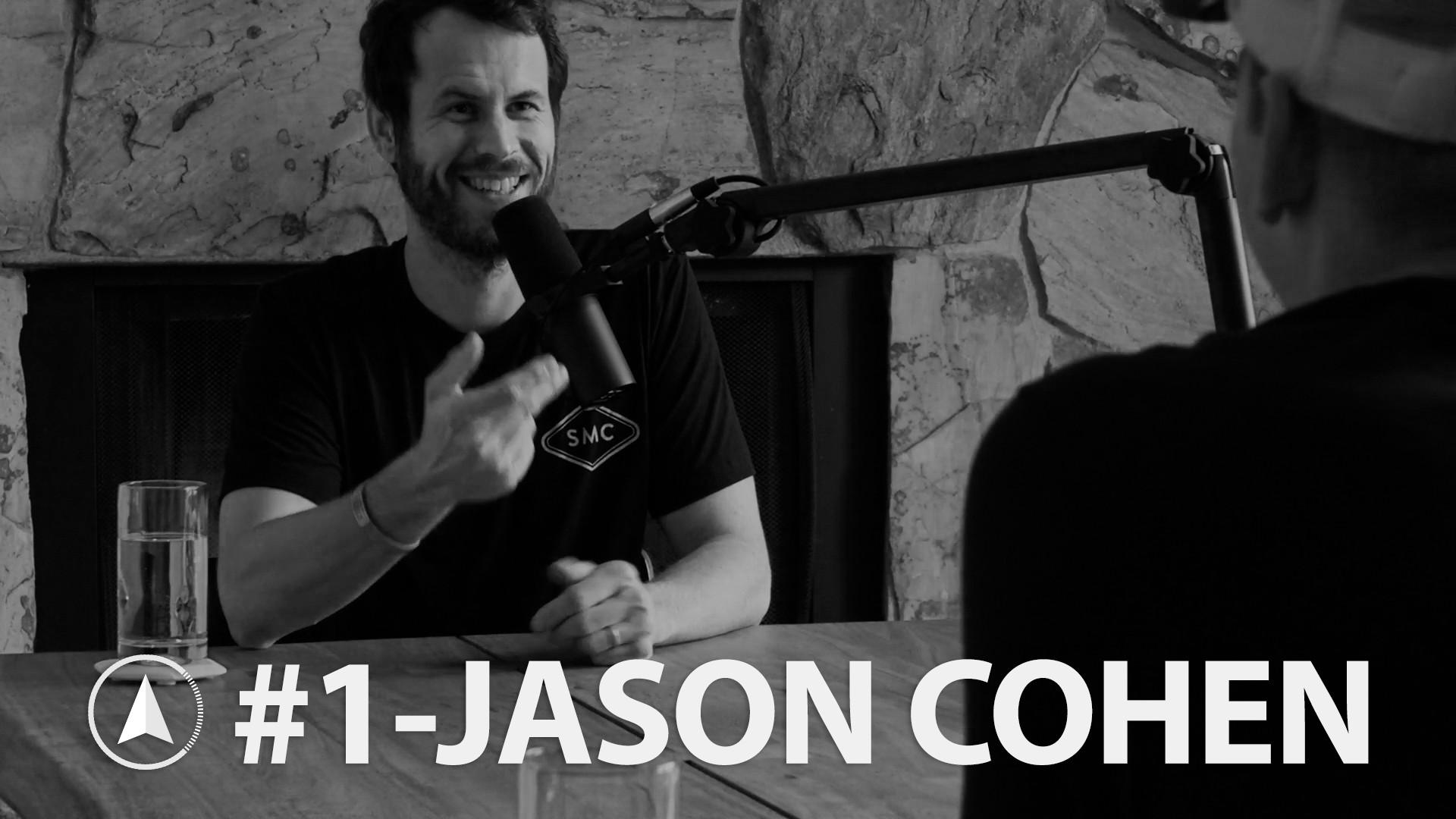 Chasing Aces Podcast #1 - Jason Cohen