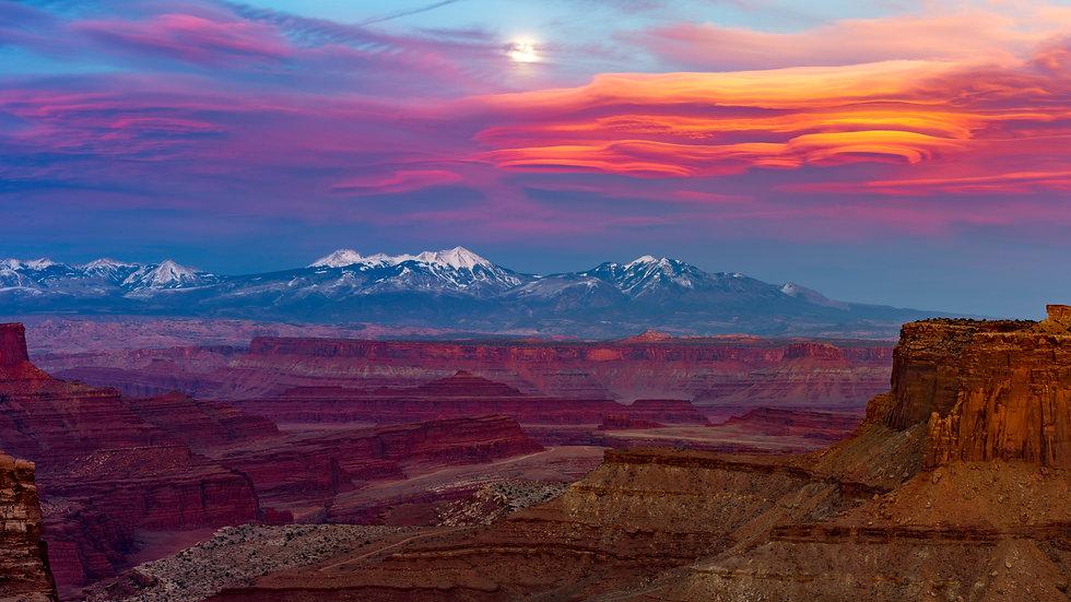Canyonland Glow