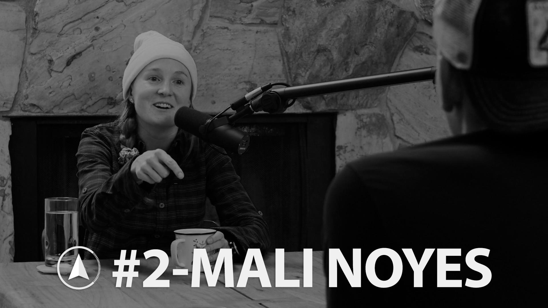 Chasing Aces Podcast #2 - Mali Noyes