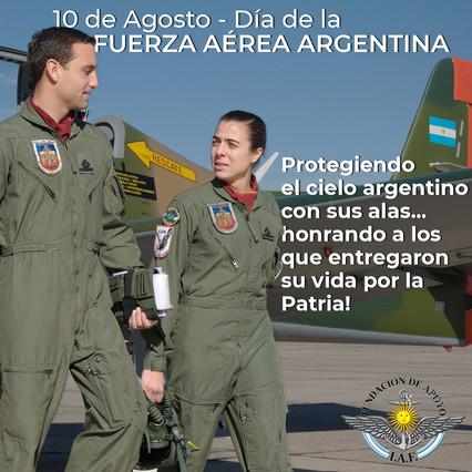 DÍA DE LA FUERZA AÉREA ARGENTINA