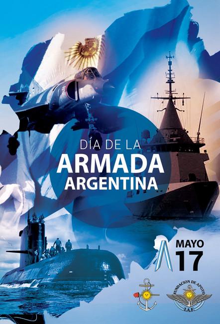 17 de Mayo - DÍA DE LA ARMADA ARGENTINA