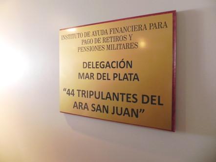INAUGURACIÓN NUEVAS OFICINAS DELEGACIÓN MAR DEL PLATA