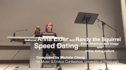 Speed Dating (Solo Vocal)