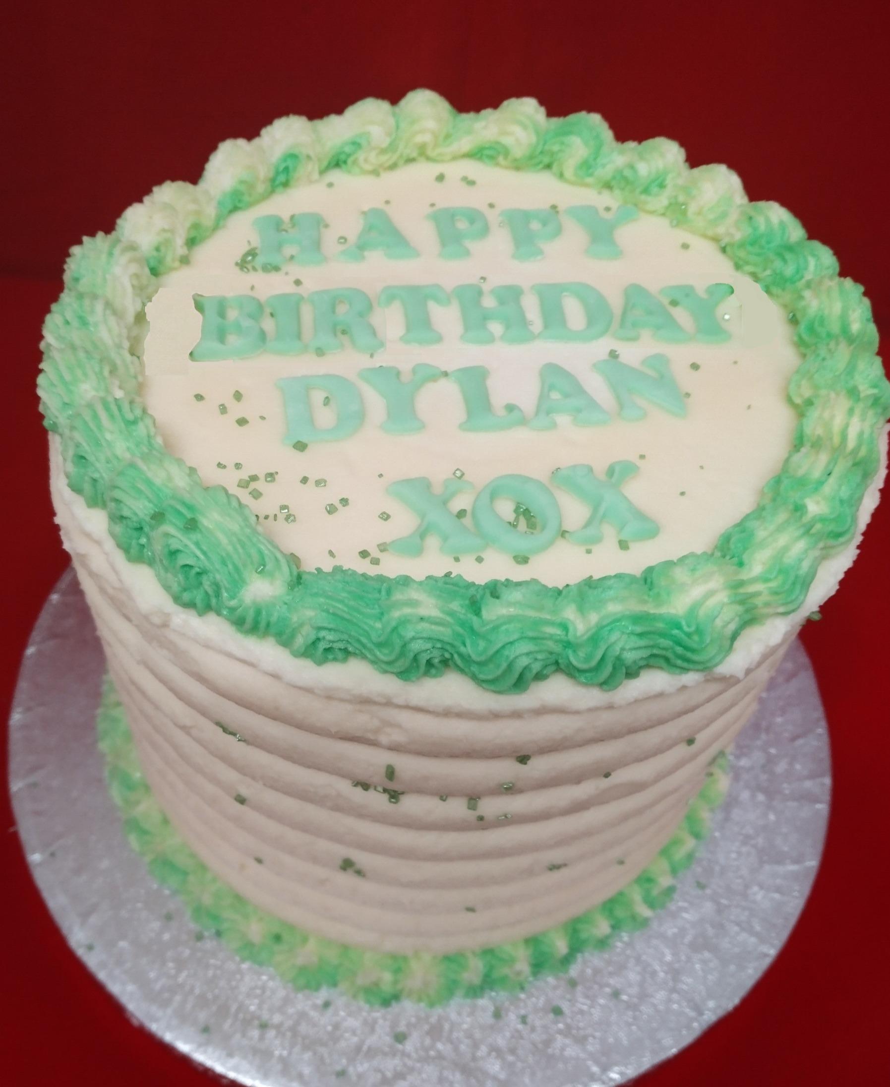 STLBakes Birthday Cake