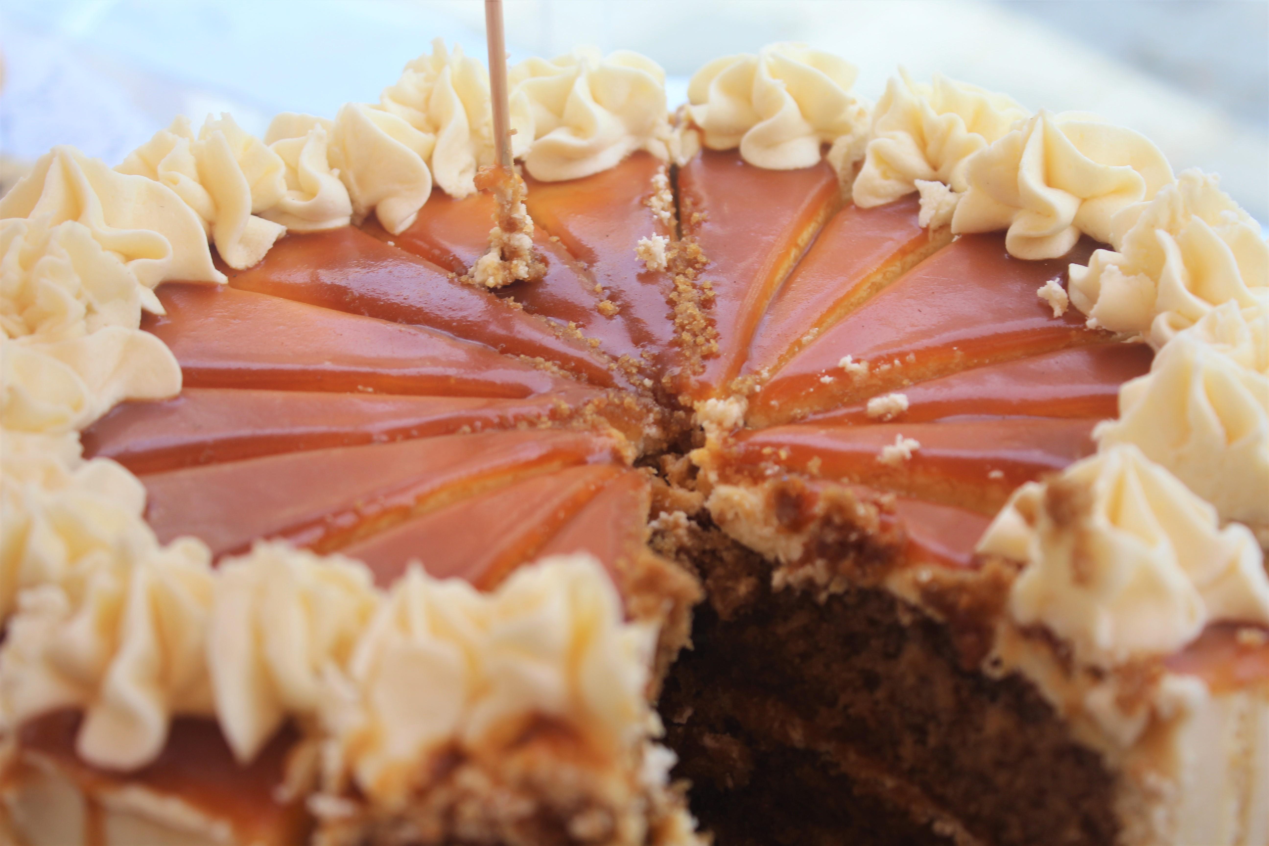 Coffee Dessert Cake