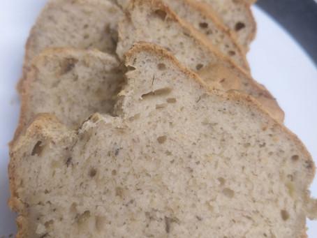 Quarantine recipe - GF & Vegan Banana bread