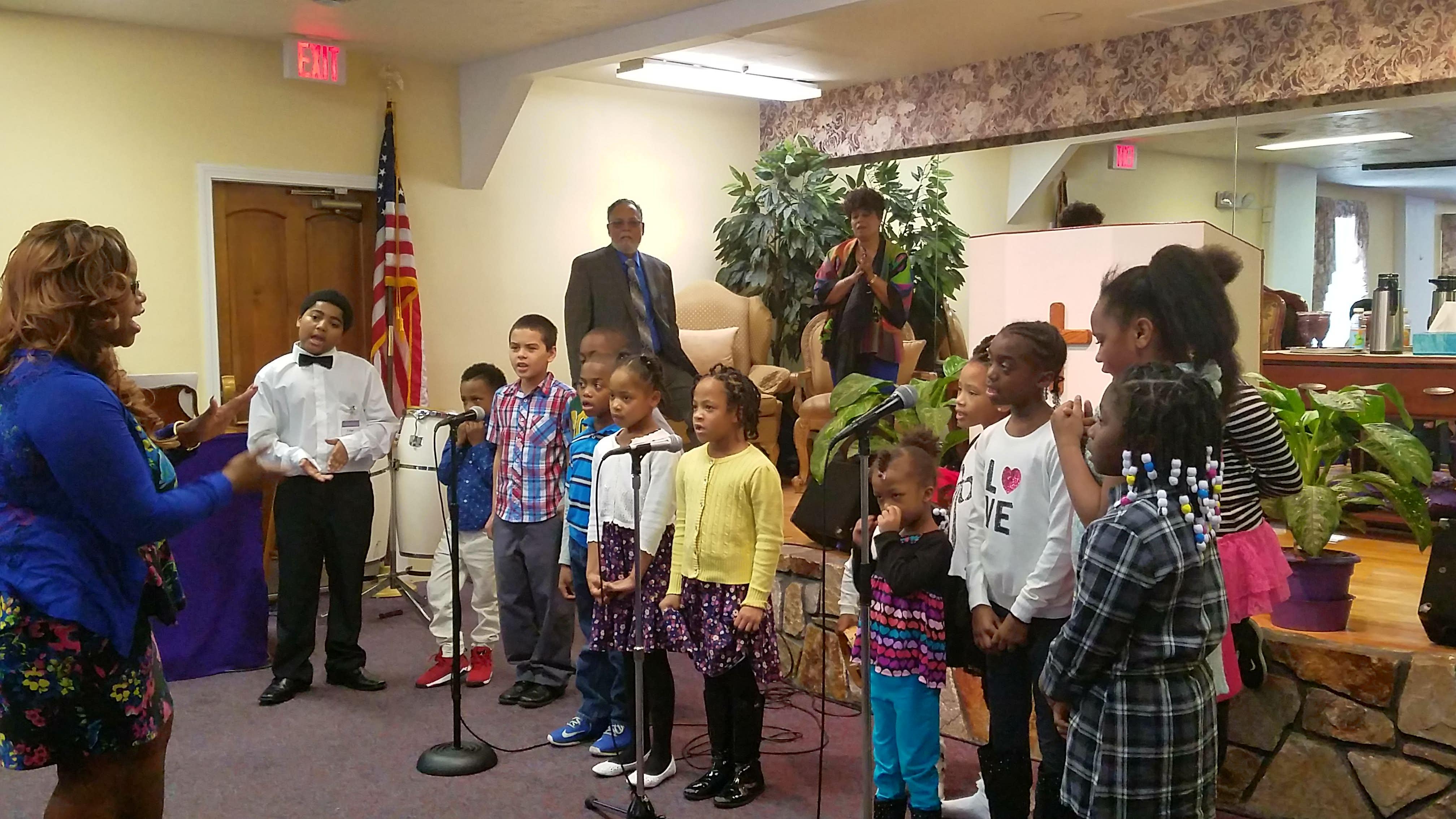 Kids' Choir Ministry