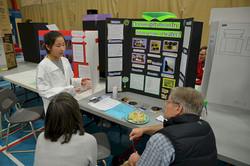 Science Fair Judging