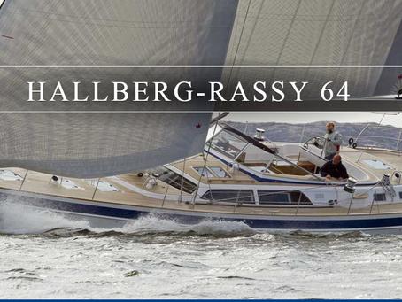 HALLBERG RASSY 64 / Code Zero