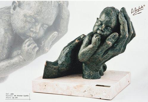 Escultura Mi primer sueño - A. Anglada