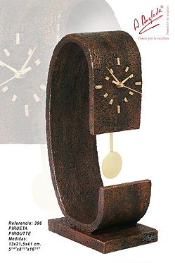 Reloj Pirueta - A. Anglada