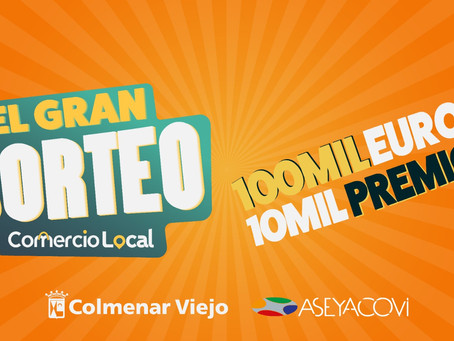 El Gran sorteo del comercio local