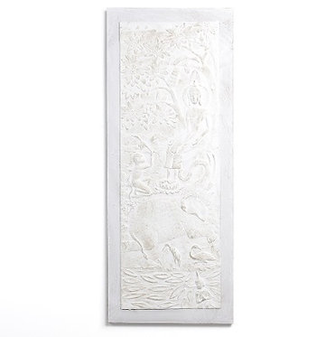 RELIEVE ORIENTAL VERTICAL 150X60
