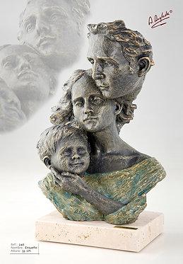 Escultura Ensueño- A. Anglada