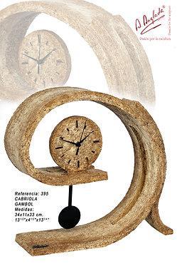Reloj Cabriola - A. Anglada