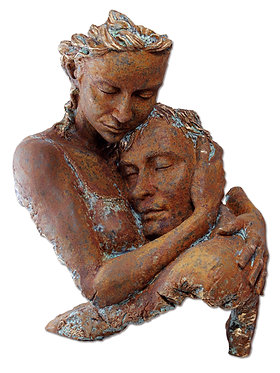 Escultura Acuerdo - A. Anglada
