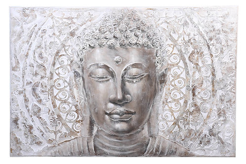 LIENZO BUDA RELIEVE 150X100
