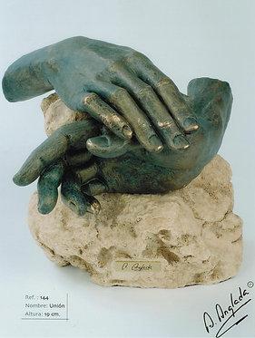 Escultura Unión - A. Anglada