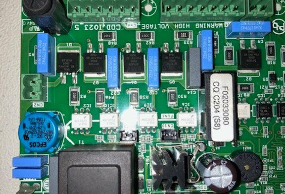 RF02033080 SCHEDA ELETTR. FLASH C/CRONO PI023_A02
