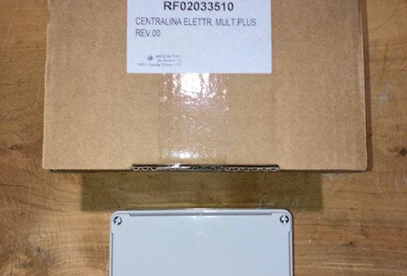RF02033510 CENTRALINA ELETTR. MULT.PLUS REV.00